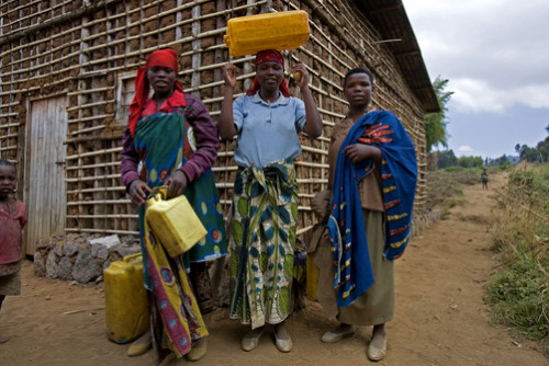 Young-African-women