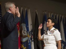 Michelle Howard Becomes The 1st Four-Star Woman In US Navy History