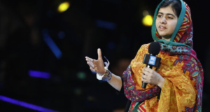 Malala Asks The Interwebs To Fight For Girls' Education With Her