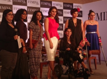 Bollywood Babes & Femina Magazine Launch 'Be Unstoppable' Campaign