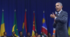 President Obama Urges Young African Leaders To Empower More Women