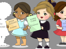 """Miss Possible Doll Range Empowering Girls To """"Dream Big"""""""