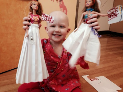 5f1ec9f6580804 Mattel Making More Chemotherapy Barbies For Cancer Patients