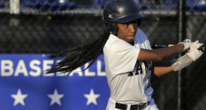 13 Y/O Girl Pitches Her Way To Little League World Series, Like A Boss!
