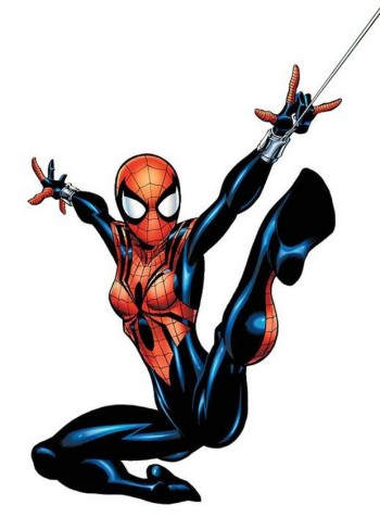 the-amazing-spider-girl