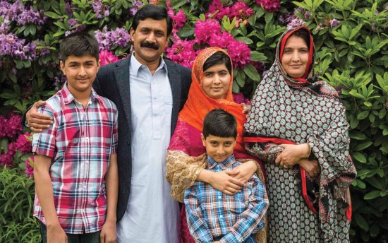Malala's Mom Learning To Read Emphasizes The Value Of Education At ...