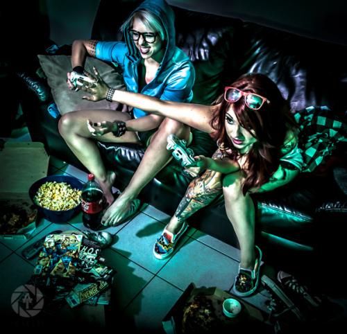 girl-gamers