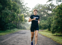 Aussie Woman Running Ultramarathon To Campaign Against Domestic Violence