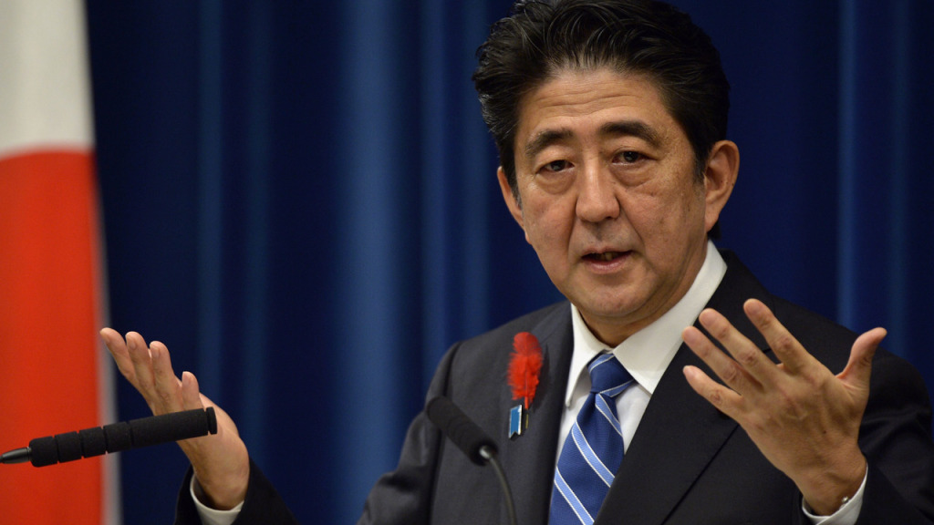 Image result for japanese pm