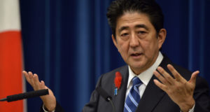 Japanese PM Shinzo Abe Banking On Female Empowerment For Economic Growth