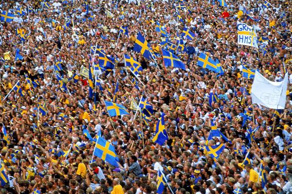 swedish-crowd