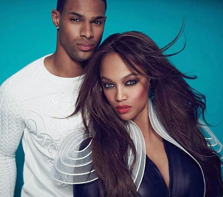 Denzel-Wells-and-Tyra-Banks-ANTM-Cycle-21