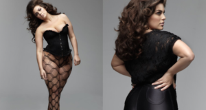 Vogue Hailing Plus Size Model Ashley Graham A Model For The Next Gen