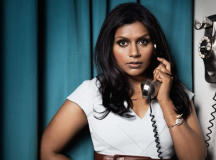 Mindy Kaling On Being Female Boss & Refusing To Be An Outsider