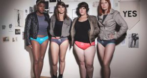 A Feminist Superhero Underwear Collection? Dear Kate Has You Covered