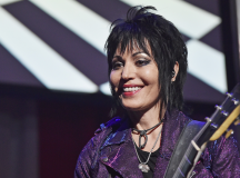 Joan Jett & Lena Dunham Tell Us Why The Female Vote Is Vital!