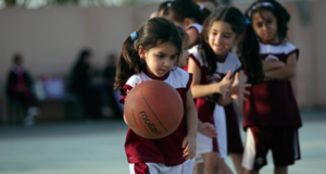 "Saudi Arabia's 1st Female ""Activist"" Basketball Team Shooting For Equality"