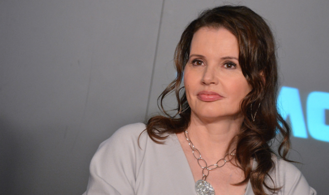 Geena Davis Says The Lack Of Women In Hollywood Isn't About Sexism