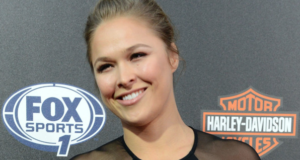 Ronda Rousey On Body Image, Role Models & Her Discipline To Stay Fit