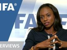 Sierra Leone's Isha Johansen Breaking Barriers For Women In Sports
