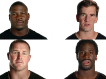 "New Video Campaign Says ""No More"" To Domestic Violence In The NFL"