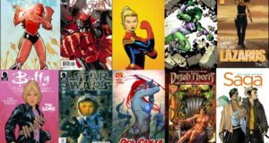 Womanthology Series Redefining The Portrayal Of Female Comic Book Characters