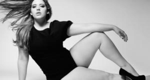 Plus Size Latina Model Denise Bidot Says Curvy Women Are Changing Fashion