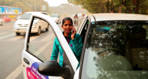 All-Female Cab Company Taking Back The Streets For Indian Women & Their Safety