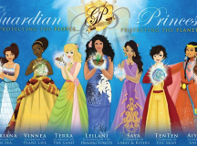 Guardian Princess Book Series Created To Empower Girls Beyond The Tired Disney Mold