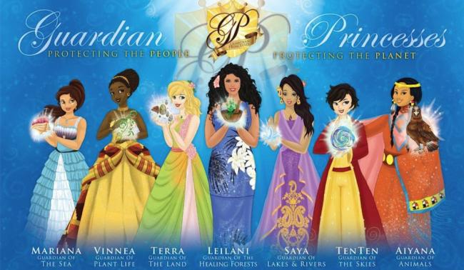 guardian-princess-series