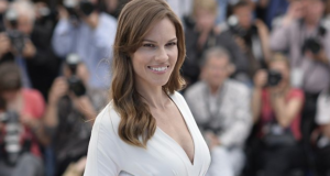 "Hilary Swank On Sexism In Hollywood & Her New ""Feminist"" Movie"