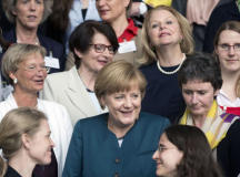 "Germany Announces The ""Frauenquote"" A New Boardroom Female Quota Law"