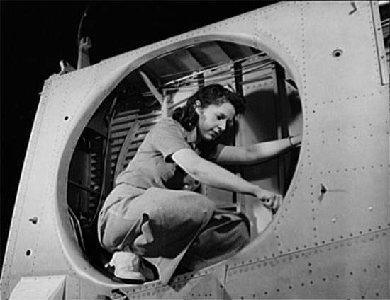 Rosie The Riveters Old Factory Turned Into Historic Aviation Museum