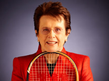 Why Tennis Legend Billie Jean King Fights For Equal Rights On Court & Off