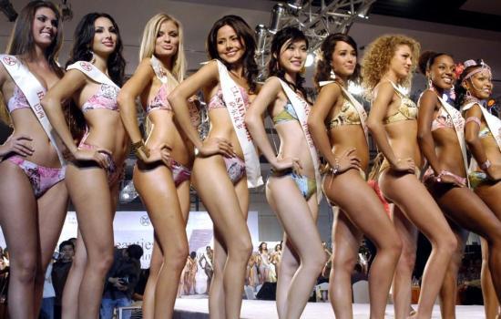 Properties Ms bikini world contest for that