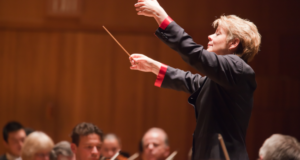 How Musical Trailblazer Marin Alsop Became The 1st Female Conductor Of A Major US Orchestra