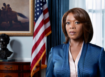 Alfre Woodard On Being The 1st Black Female US President In 'State Of Affairs'