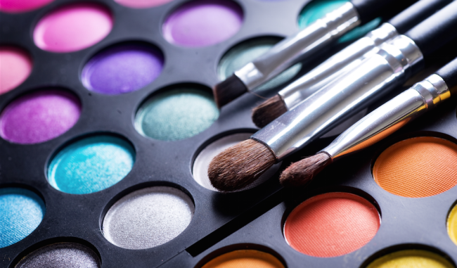makeup-brushes-palette