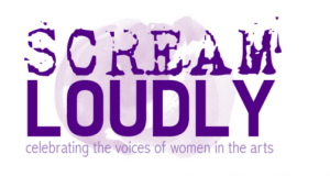 Our Feature On The 'Scream Loudly' Website