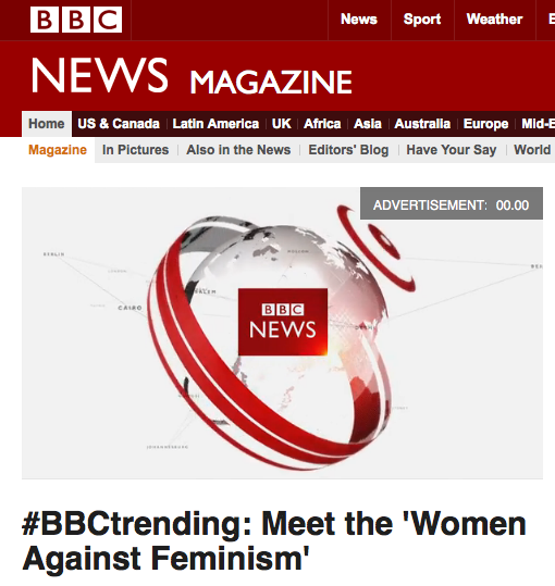 Our Feature on BBC News Trending Website