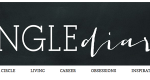 Our Feature On 'The Single Diaries' Website