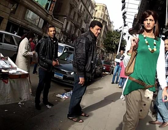 Street-harassment