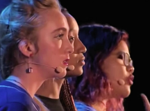 ICYMI 3 Teen Girls Call Out America's Biggest Problem In Viral Poetry Slam