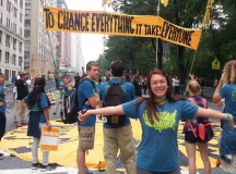 The 18 Year Old College Freshman Taking The Gov't To Task Over Climate Change