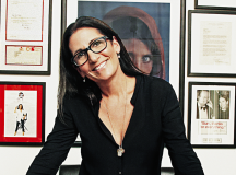 Makeup Artist Bobbi Brown Partners With Girl Rising For 'Pretty Powerful' Campaign