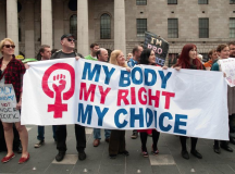 There's  Pro-Choice Movement Happening Amongst Pro-Lifers, & It's Awesome!
