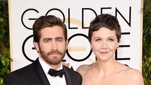 jake-and-maggie-gyllenhaal-golden-glboes-2015