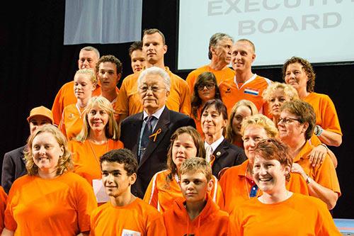 Orange-Day-Campaign-World-Junior-Taekwondo-Championship