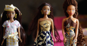 Nigerian Man Creates 'Queens Of Africa' Dolls To Battle Barbie's Homogeneity