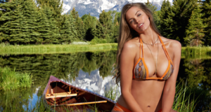 Robyn Lawley Makes History As The 1st Plus Size Sports Illustrated Swimsuit Edition Model